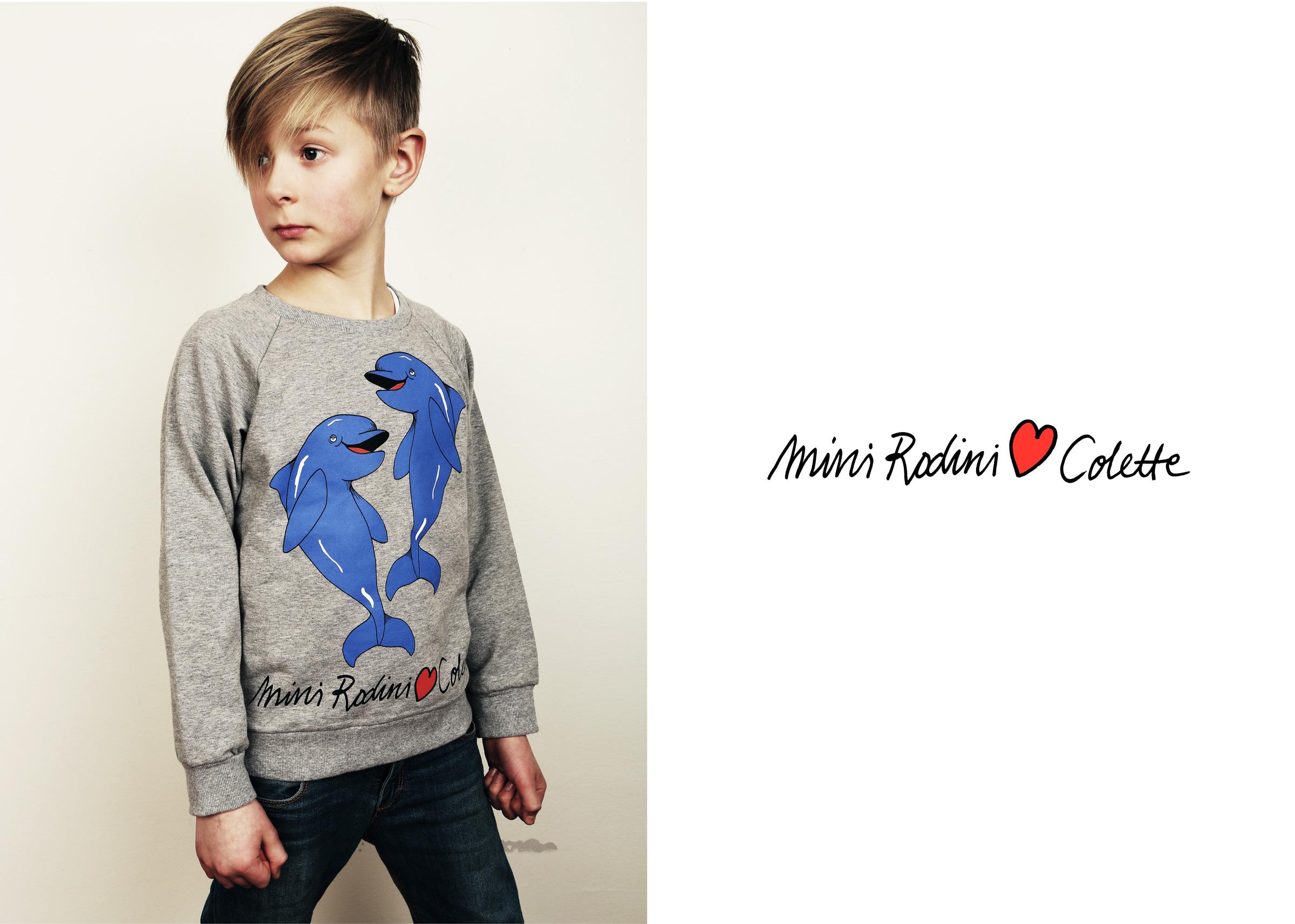 Mini Rodini + Colette