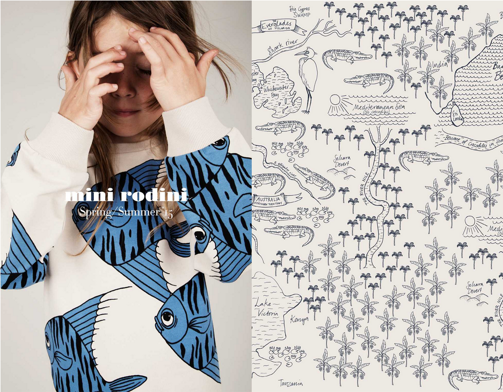 Mini Rodini SS15 News