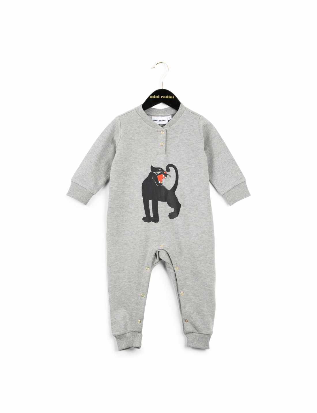 Product thumbnail of Panther Långärmad Onesie