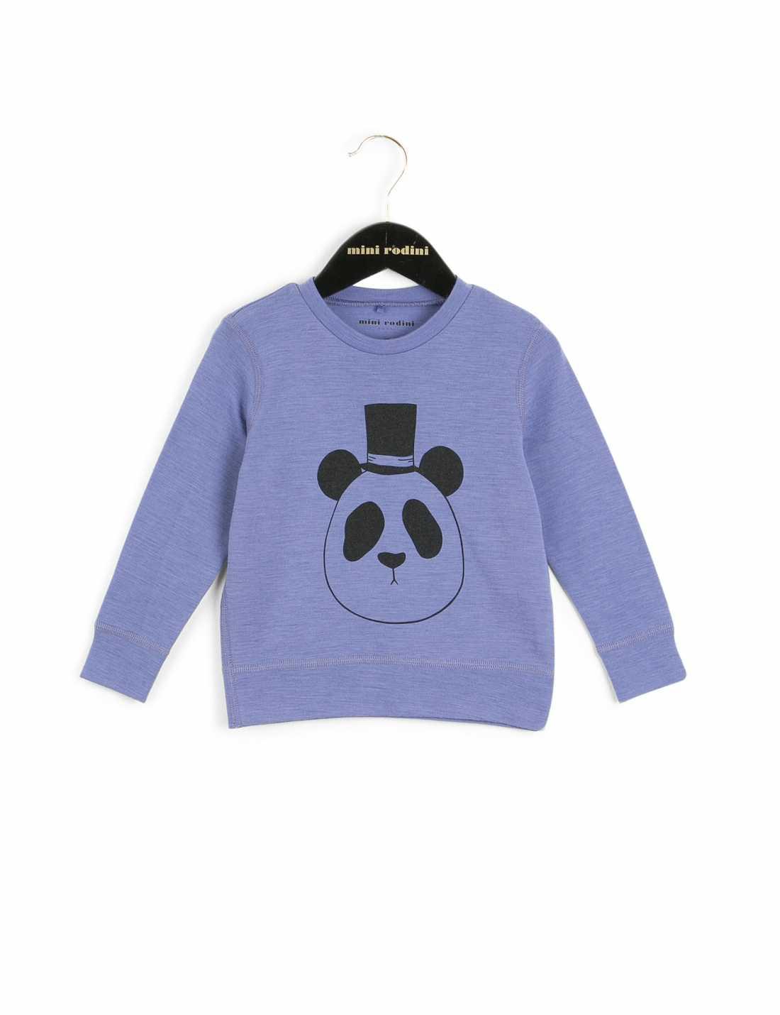 Product thumbnail of Panda Wool Base Layer Shirt