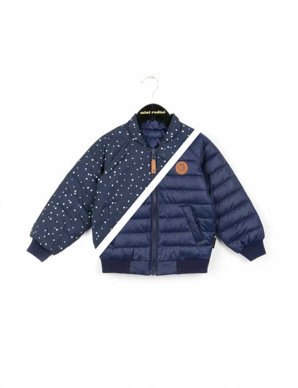 REVERSIBLE PUFF JACKET