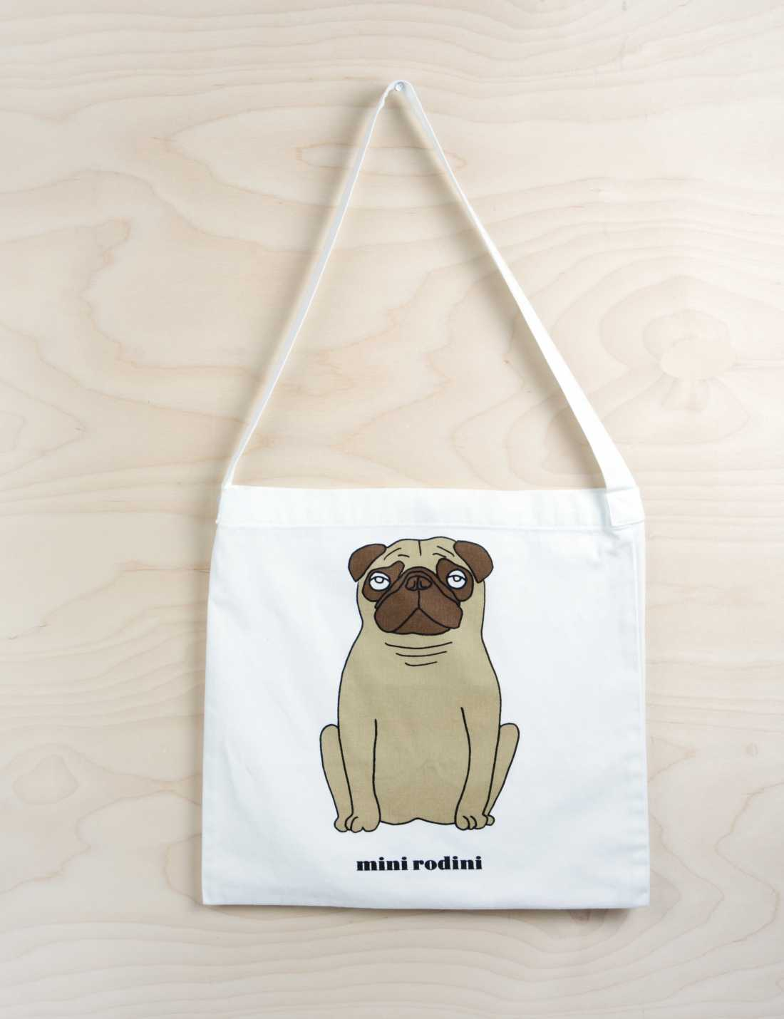 Product thumbnail of Pugs Twill Bag