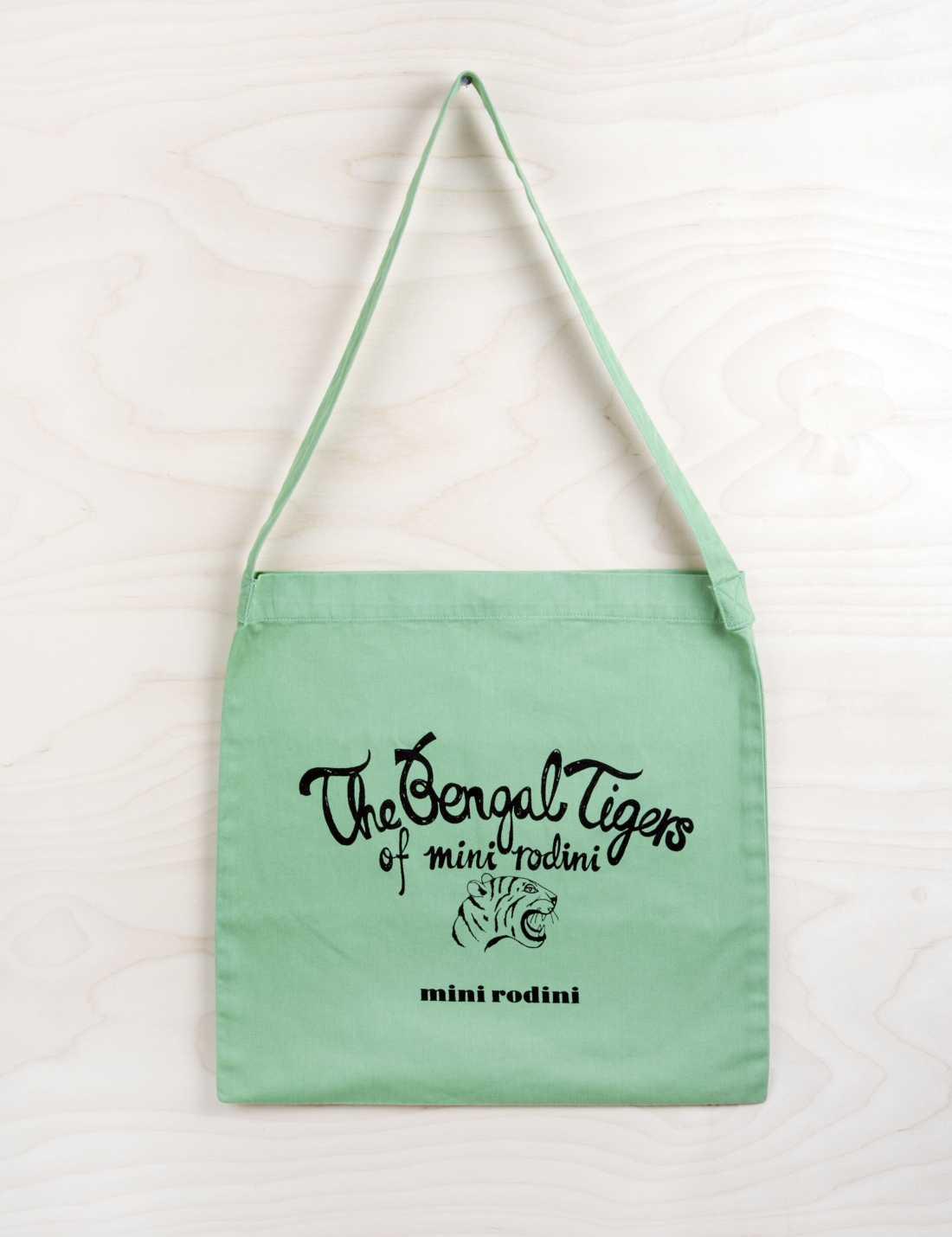 Product thumbnail of Mini Rodini Tiger Twill Bag