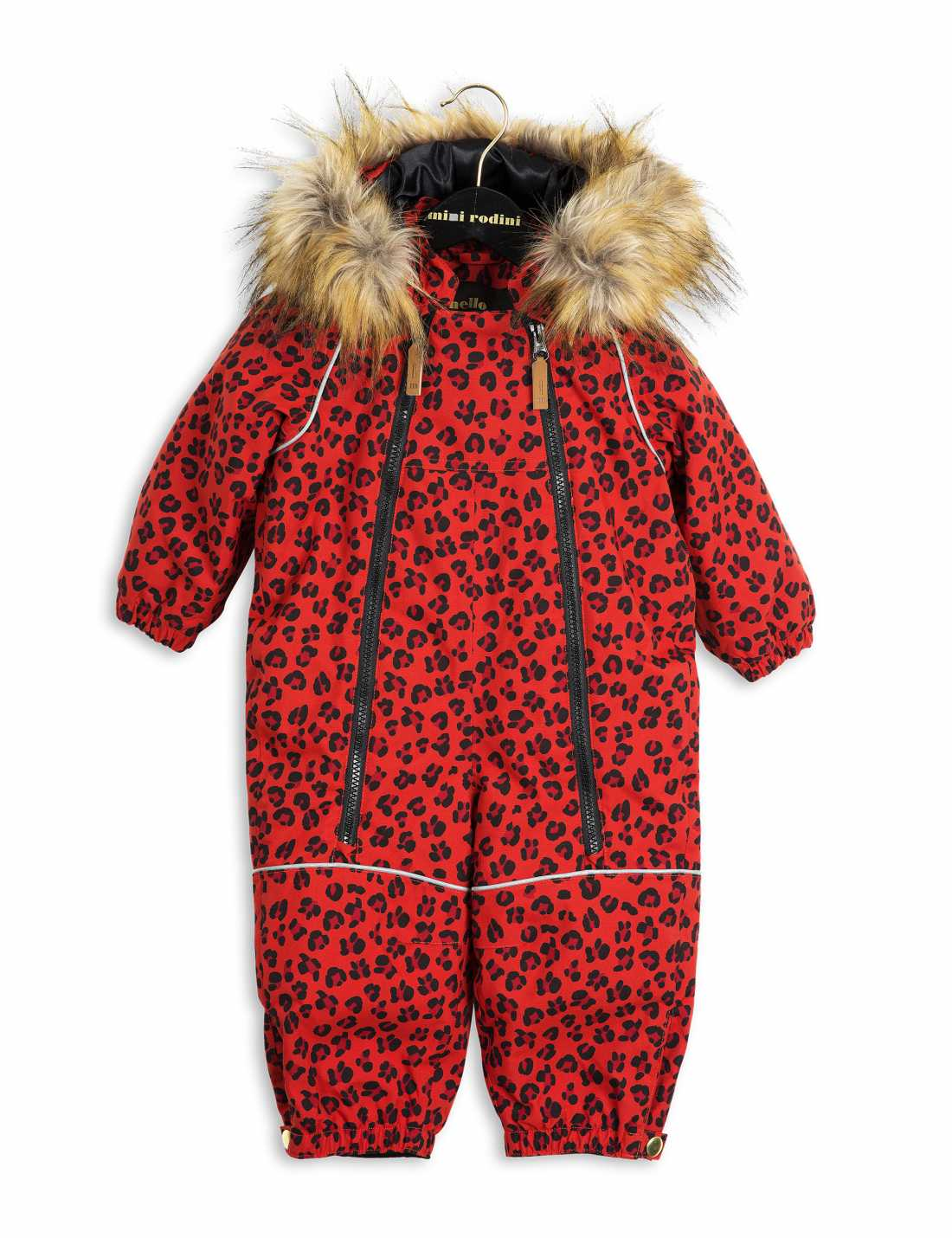 Product thumbnail of Alaska Leopard Baby Overall