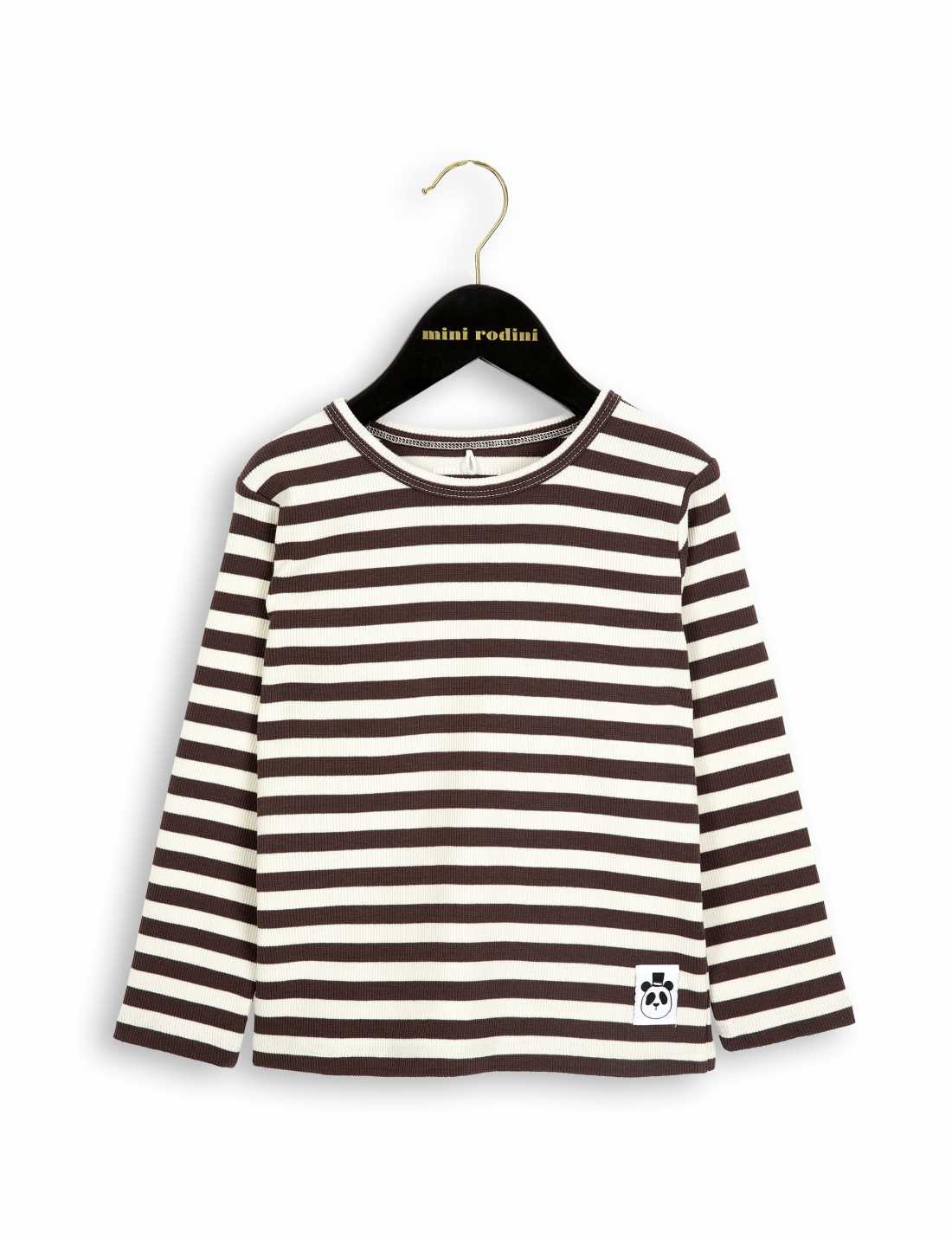 Product thumbnail of Stripe Rib Långärmad T-Shirt