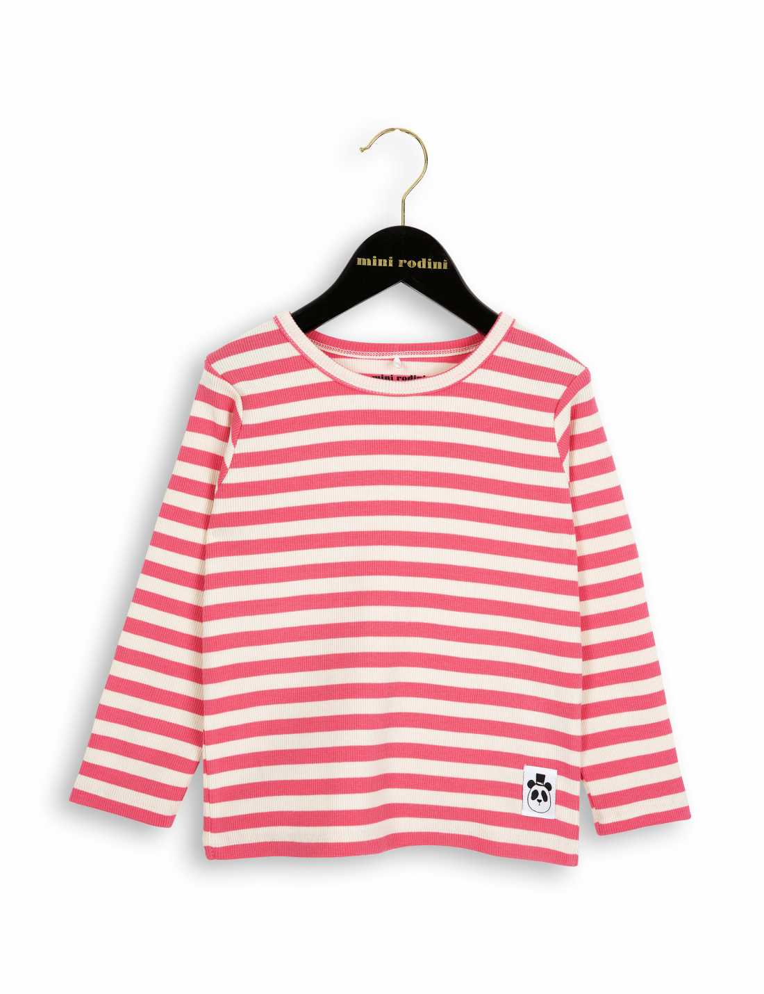 Product thumbnail of Stripe Rib Långärmad T-Shirt