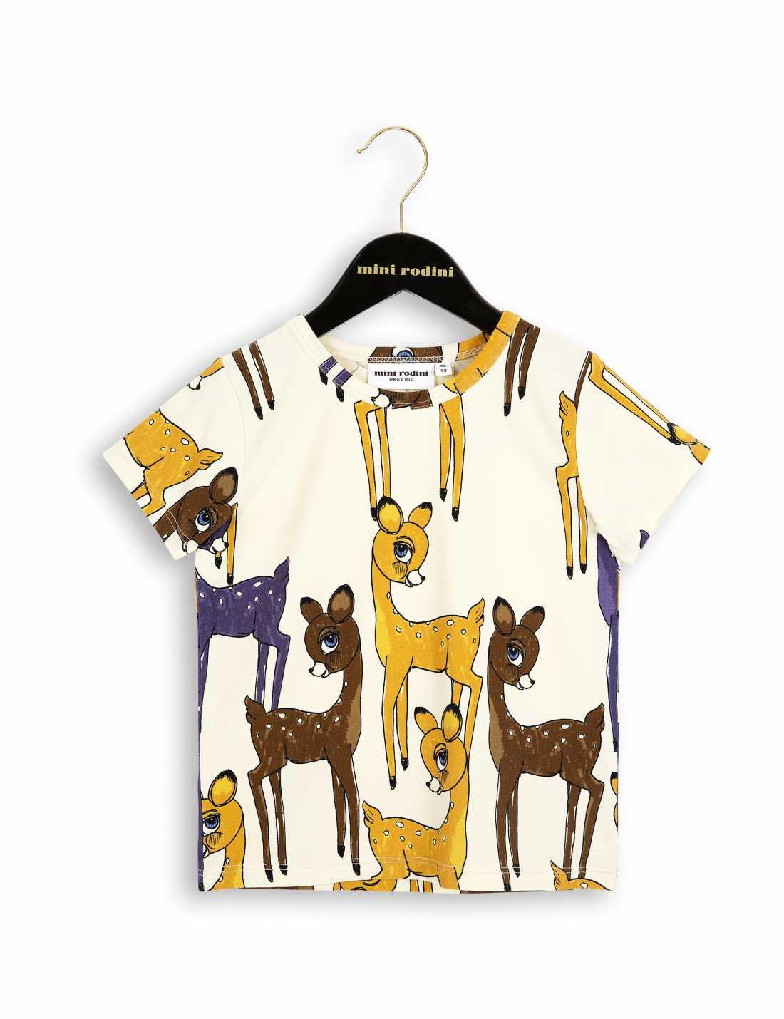 Product thumbnail of Roe Deer T-Shirt Med Rådjur
