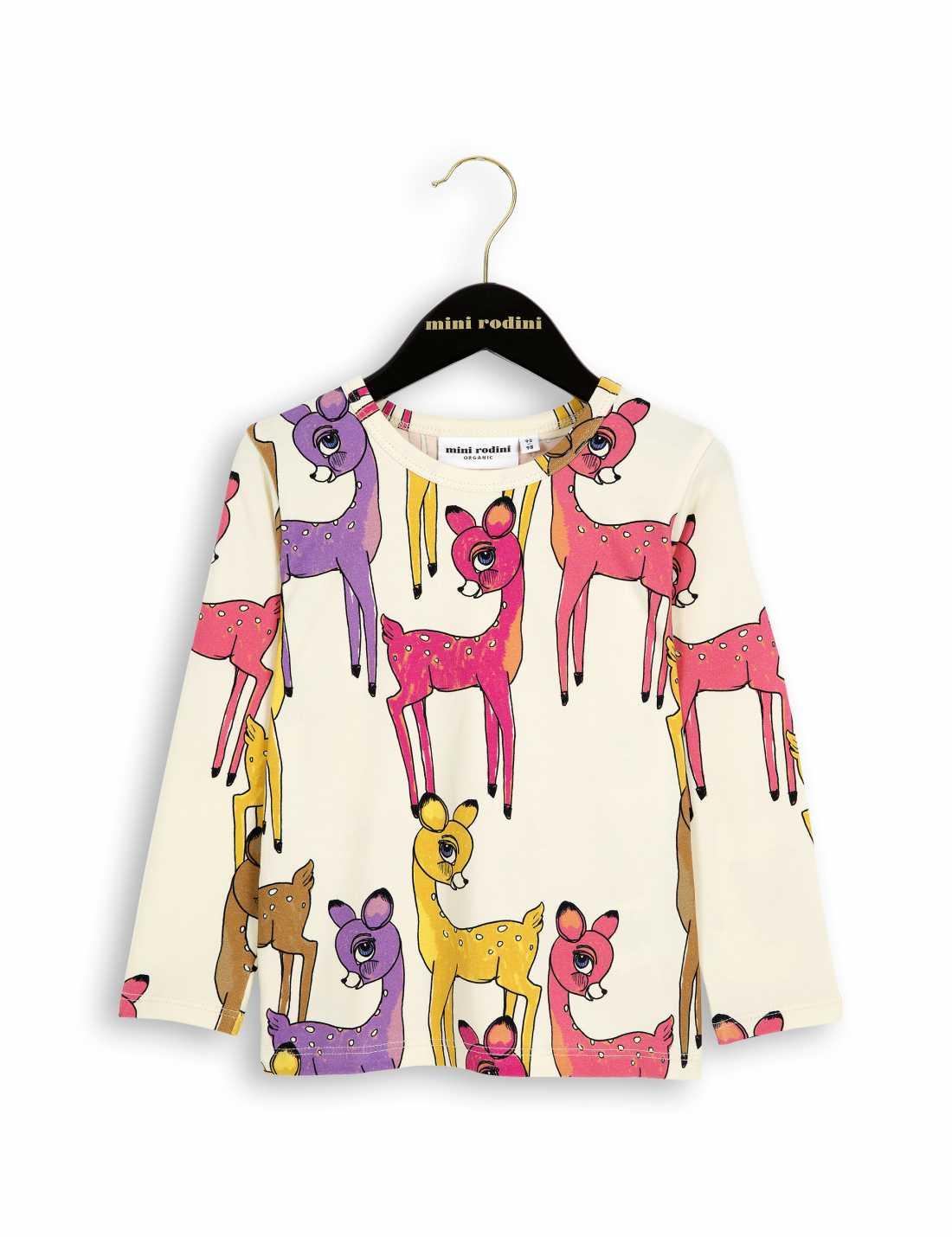 Product thumbnail of Roe Deer Långärmad T-Shirt Med Rådjur