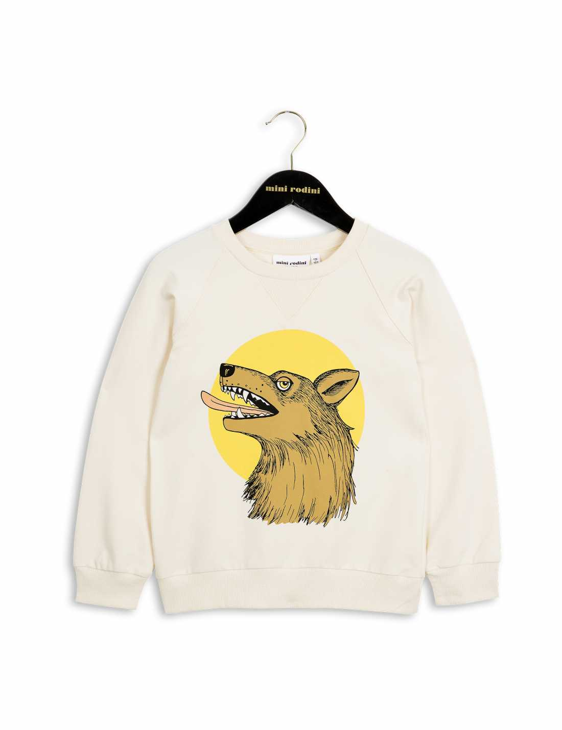 Product thumbnail of Wolf Sweatshirt Med Vargprint