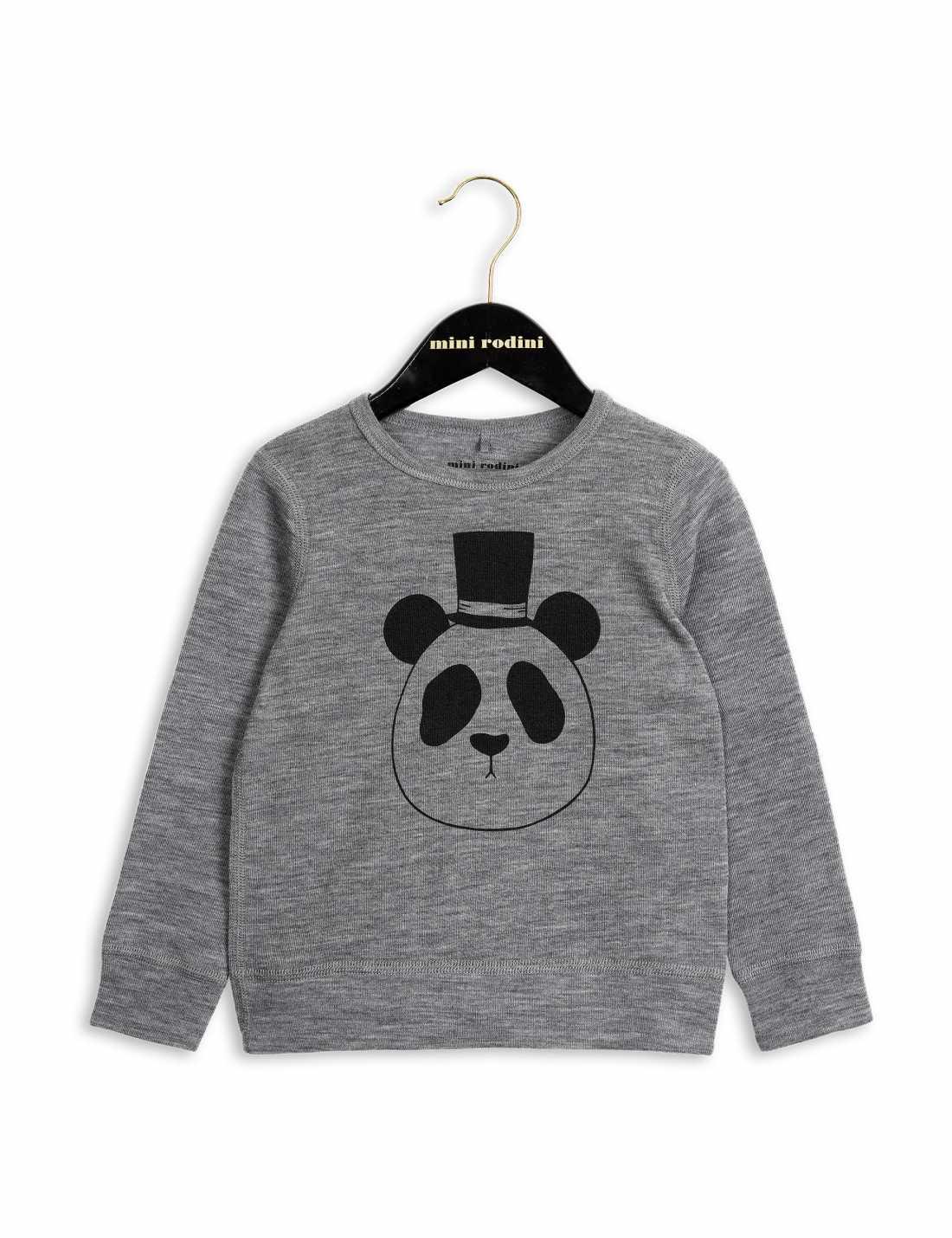 Product thumbnail of Panda Merino Underställströja