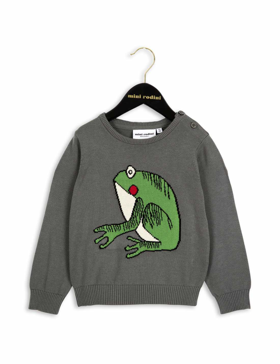 Product thumbnail of Frog Stickad Tröja