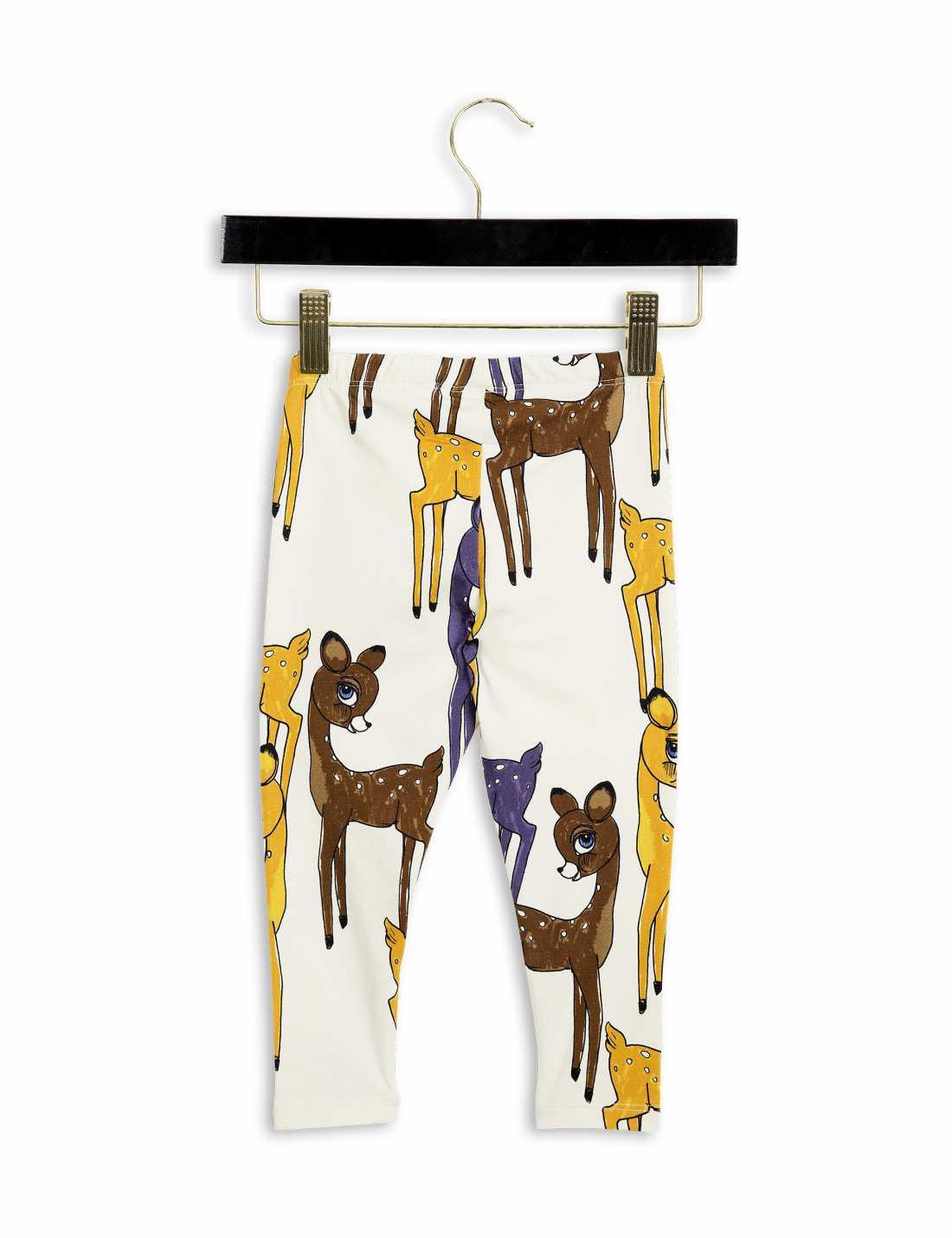 Roe Deer Leggings Med Rådjur