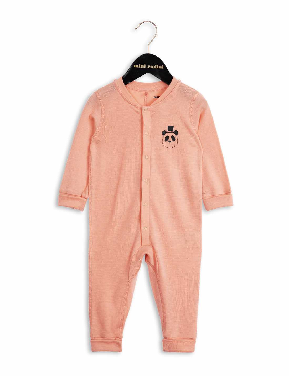 Product thumbnail of Panda Merino Wool Onesie