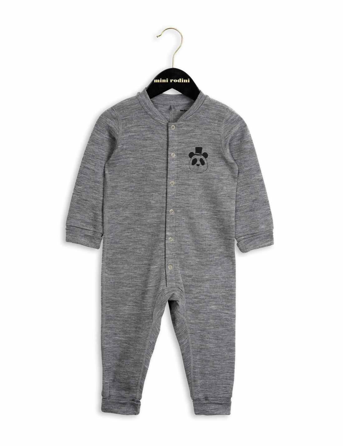 Product thumbnail of Panda Merino Onesie