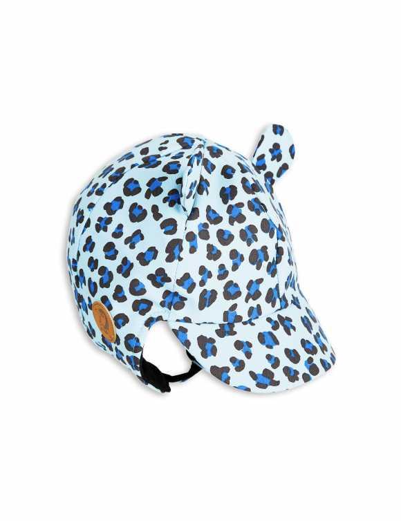ALASKA LEOPARD CAP