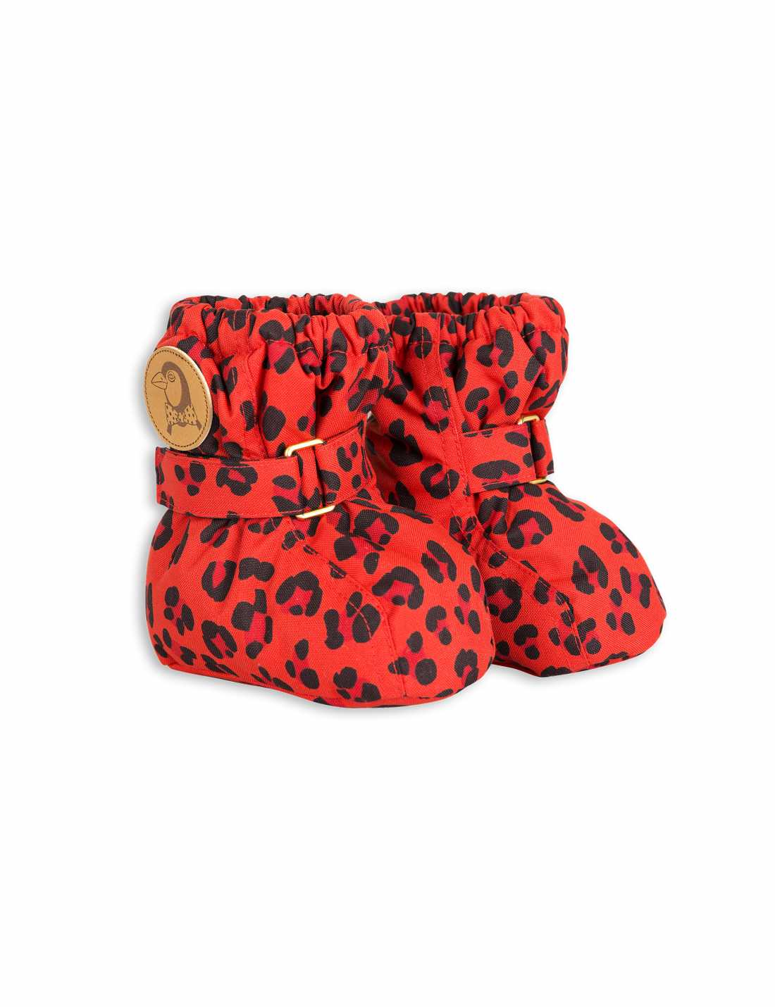 Product thumbnail of Alaska Leopard Baby Boots