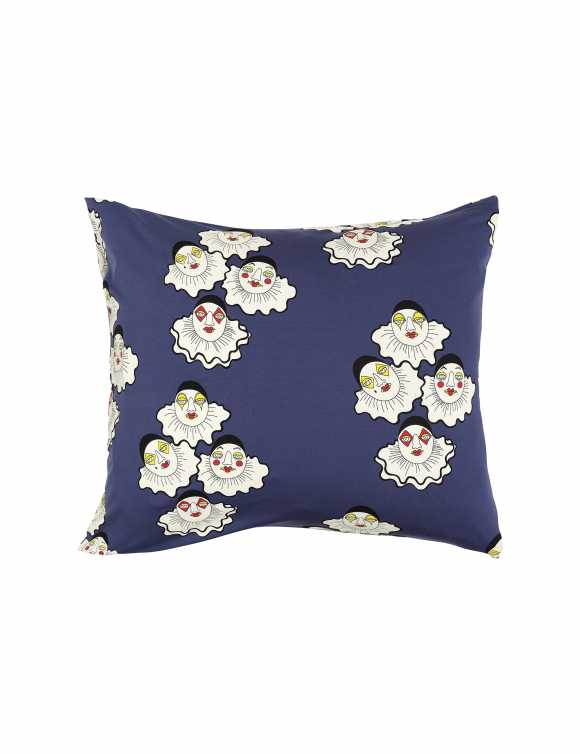 Pierrot pillowcase