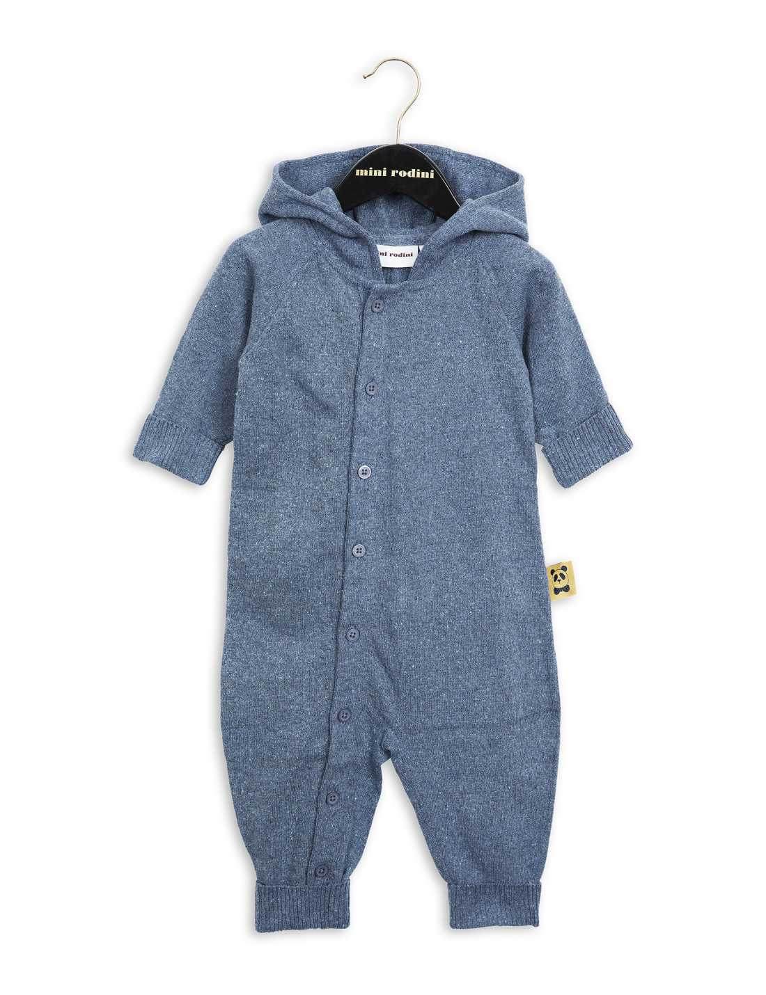 Product thumbnail of Denim Knitted Onesie