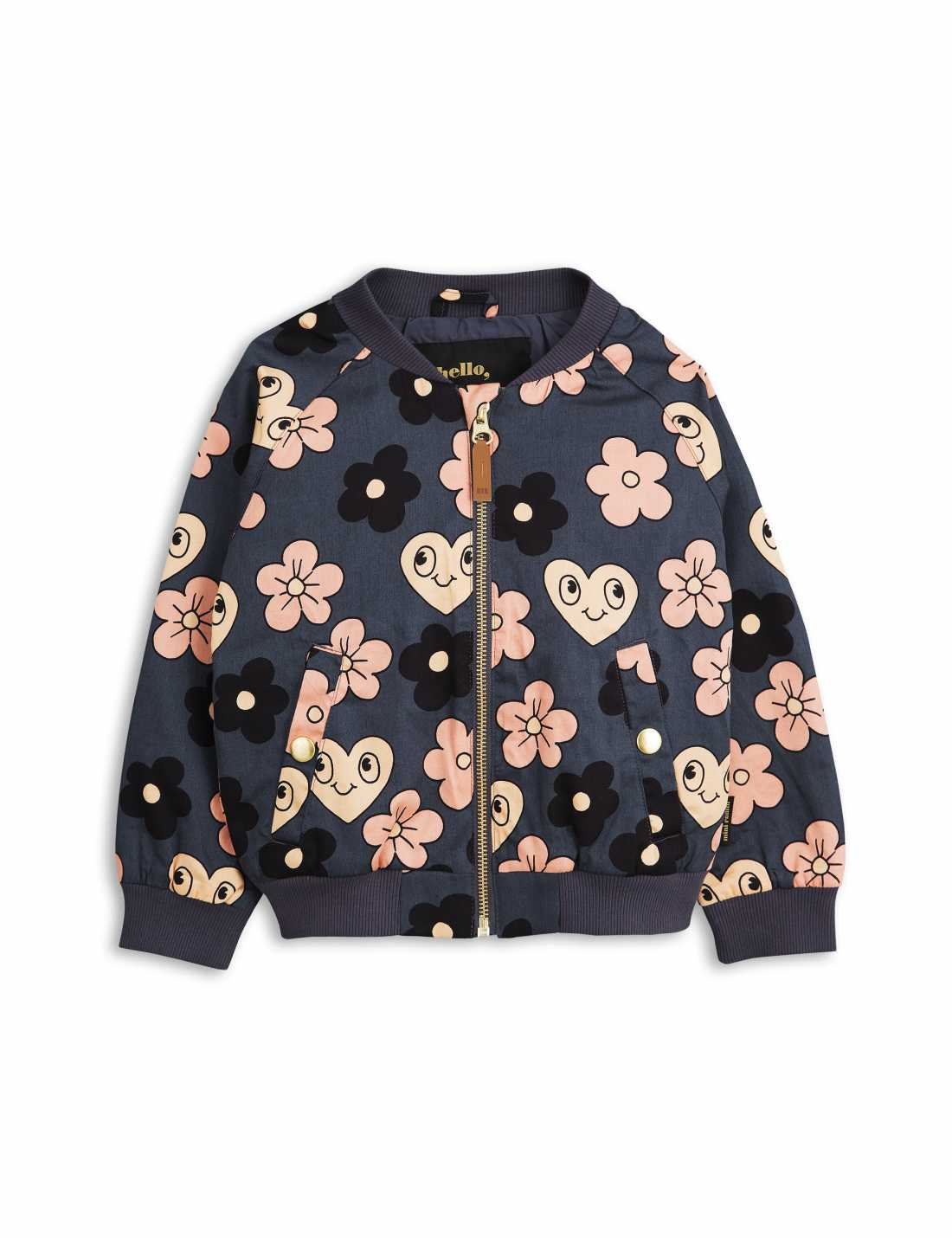 Flowers Summer Jacket