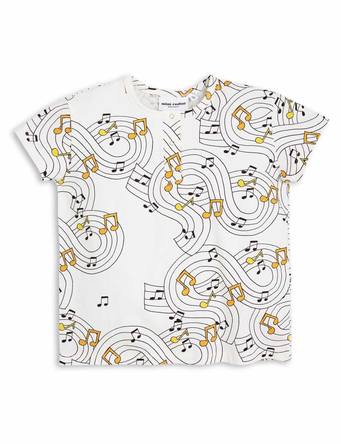 Product thumbnail of Music Oversized Tee