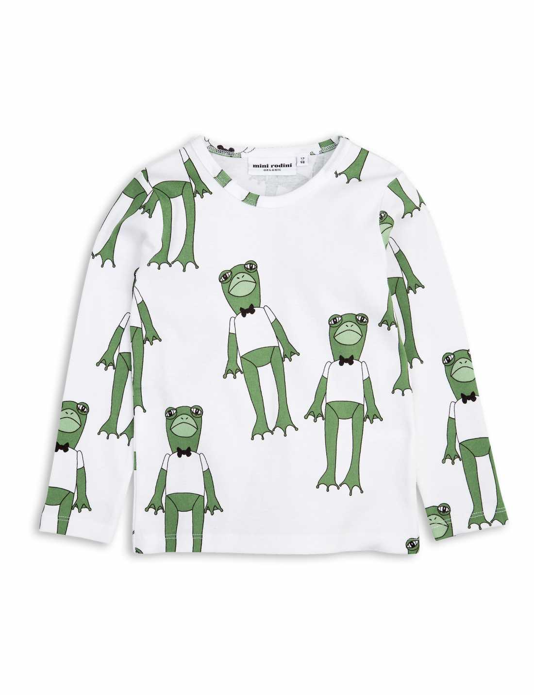 Product thumbnail of Frogs Long Sleeve T-Shirt