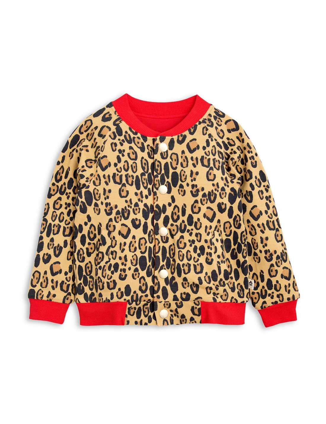 Product thumbnail of Leopard Reversible Sweat Jacket