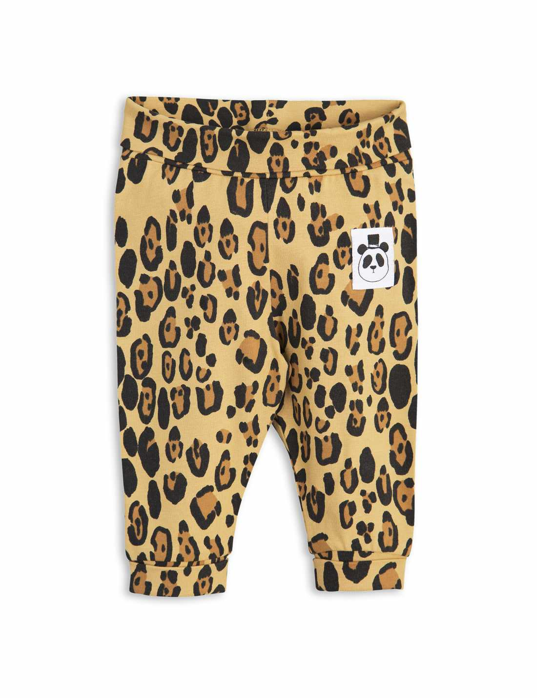 Product thumbnail of Basic Leopard Newborn Leggings