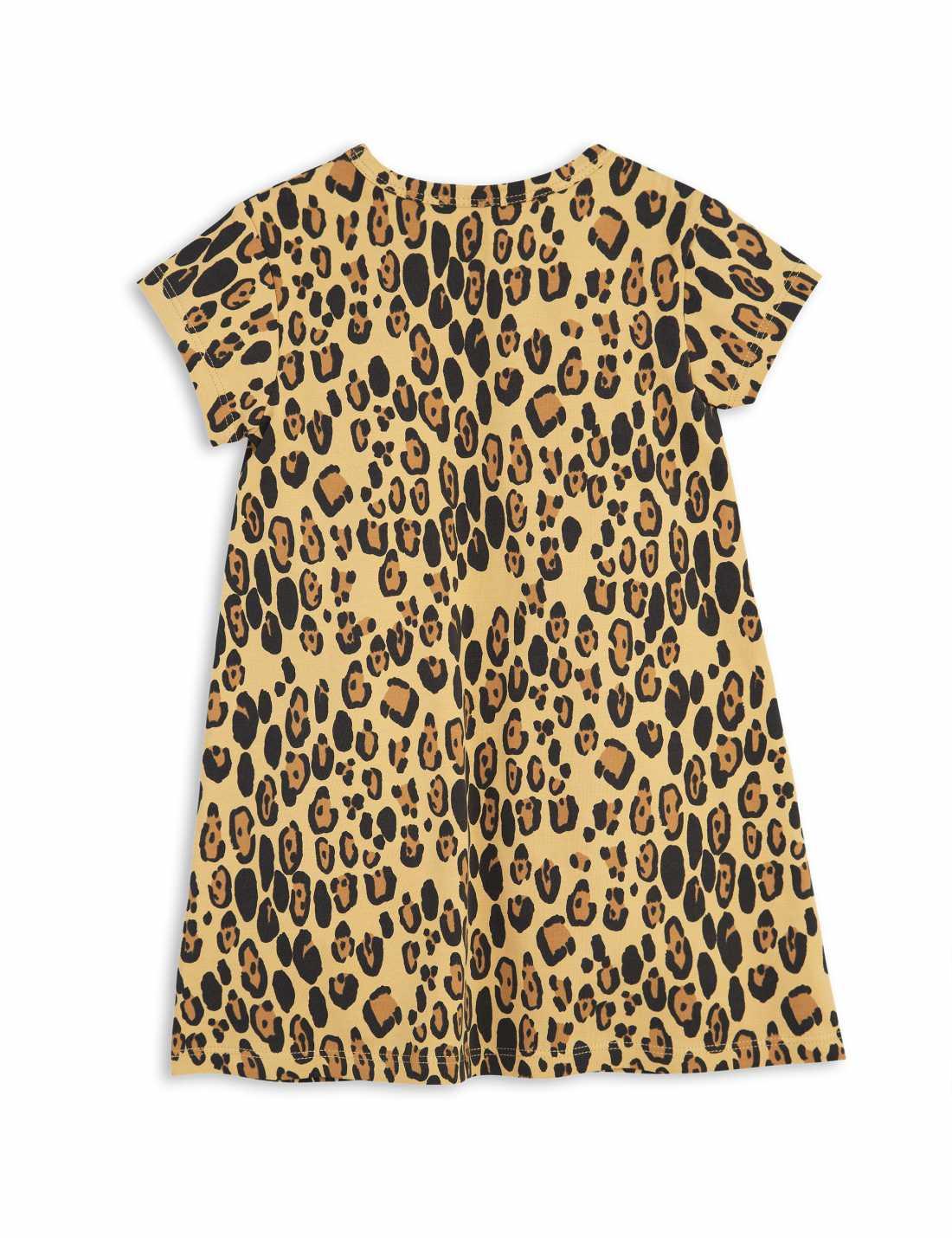 Basic Leopard Klänning