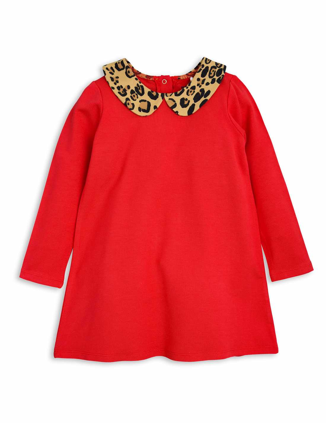 Product thumbnail of Leopard Collar Dress