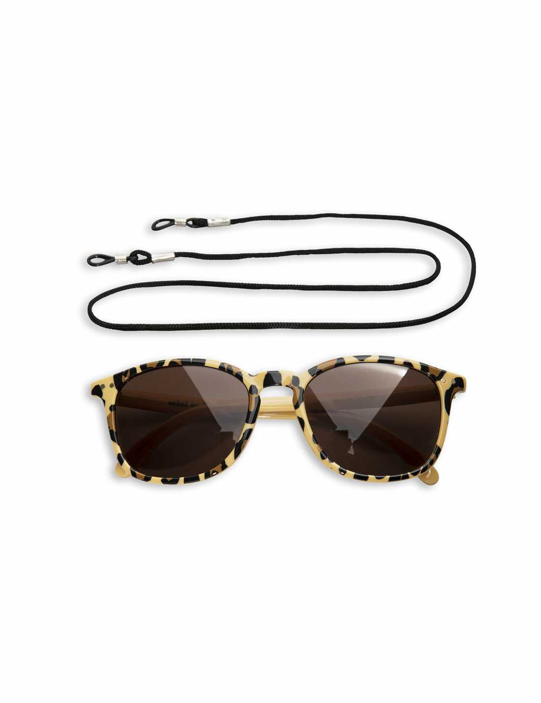 Product thumbnail of Leopard Sunglasses