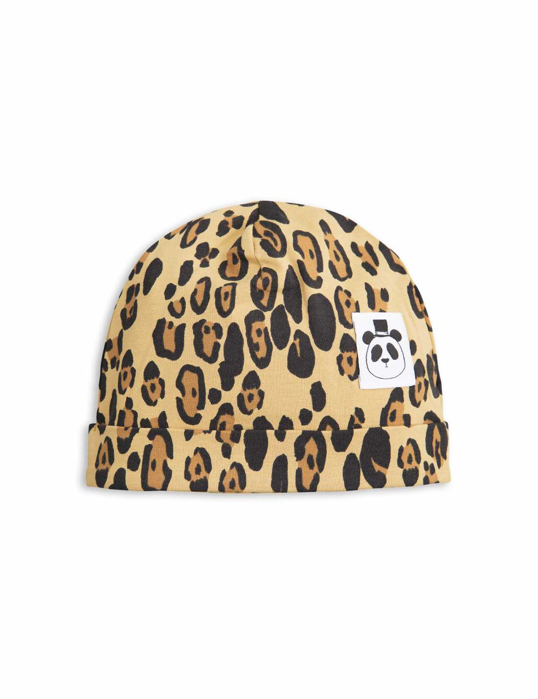 Product thumbnail of Basic Leopard Baby Beanie