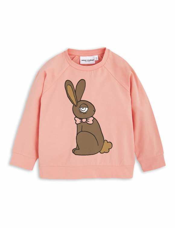 Rabbit Long Sleeve Cuff T-shirt
