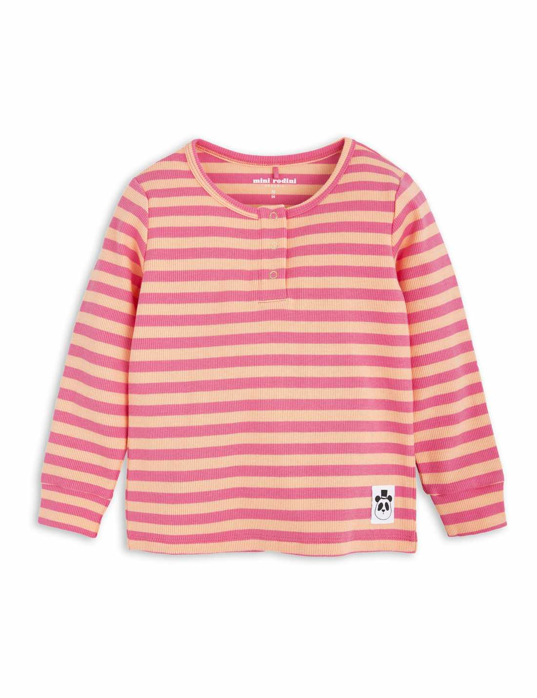 Product thumbnail of Stripe Rib Long Sleeve Grandpa