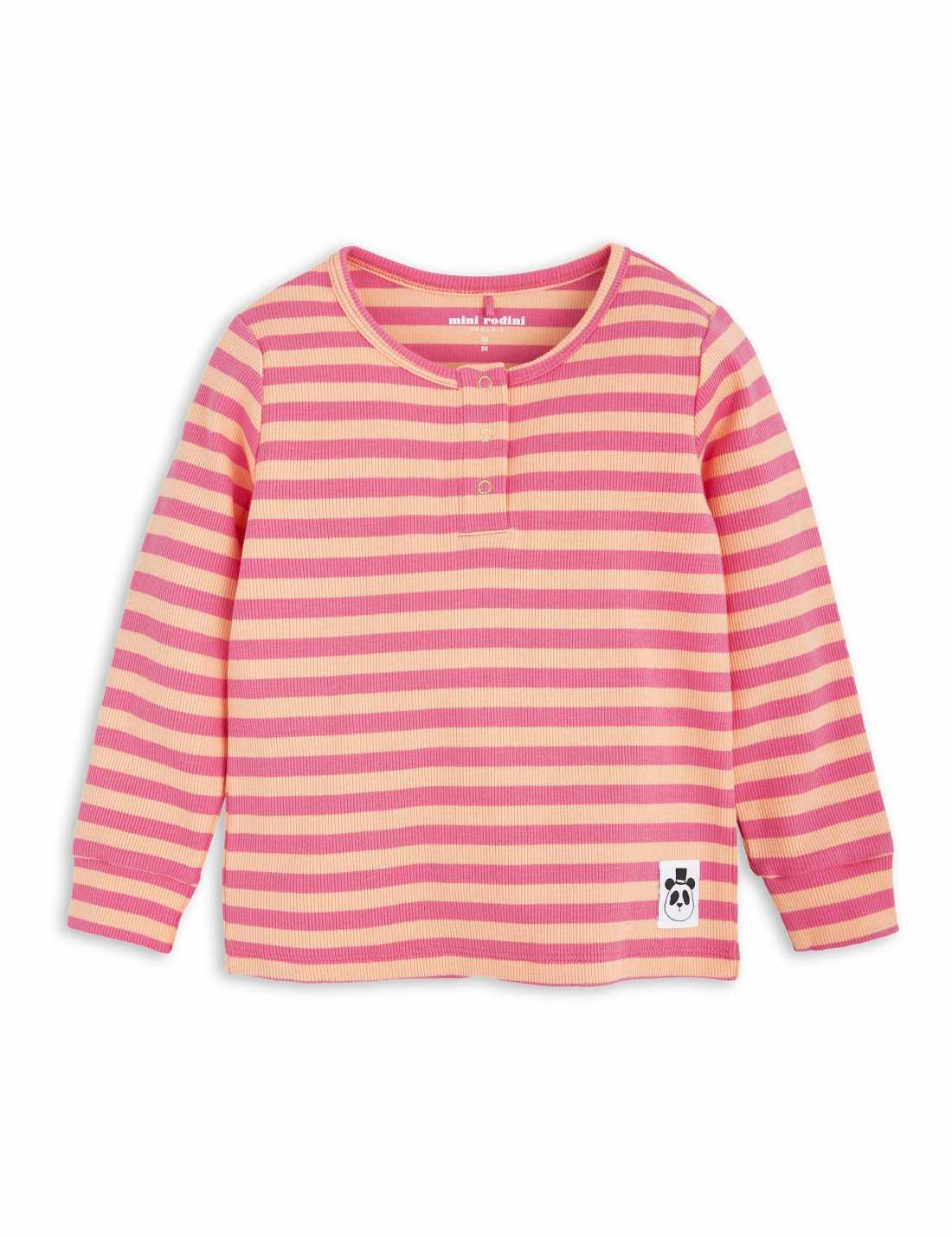 Product thumbnail of Stripe Rib Långärmad Farfarströja