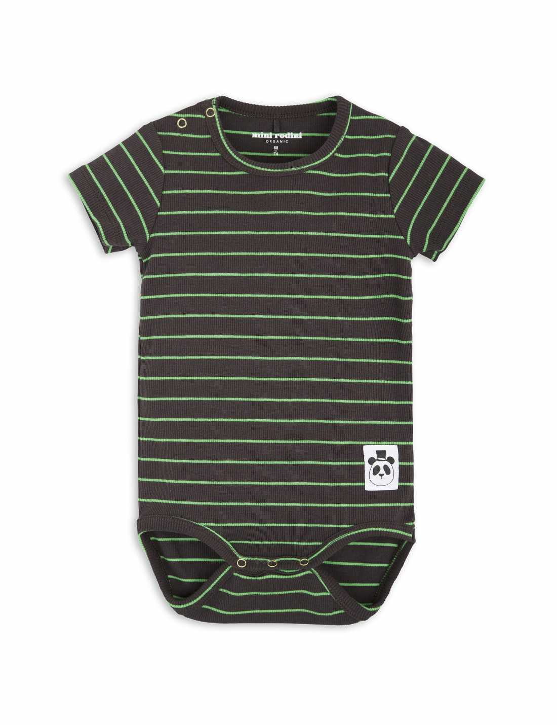 Product thumbnail of Stripe Rib Kortärmad Body