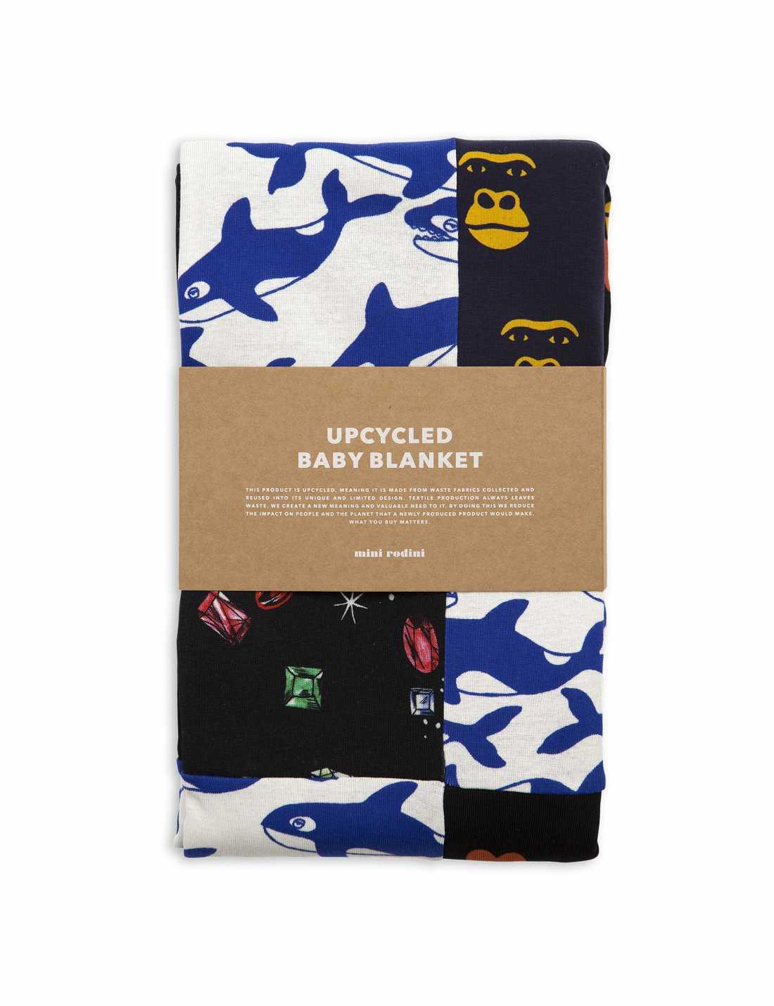 Patchwork Babyfilt