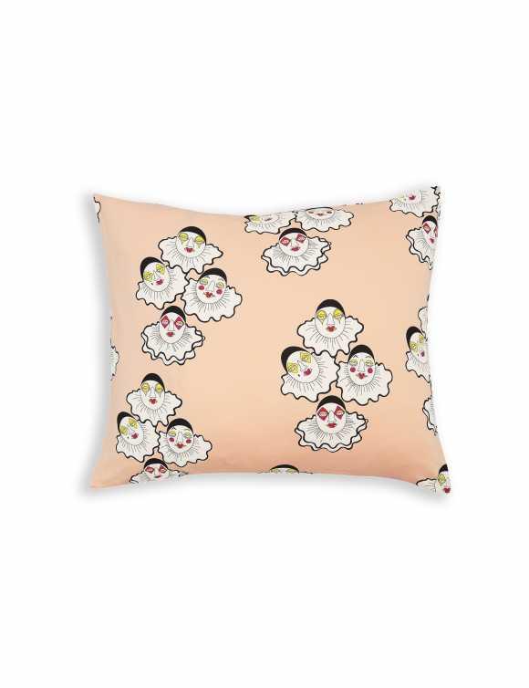 Pierrot Pillowcase