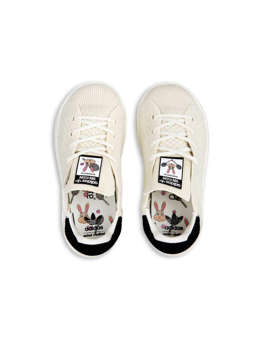 Product thumbnail of Adidas Originals By Mini Rodini Stan Smith Shoes