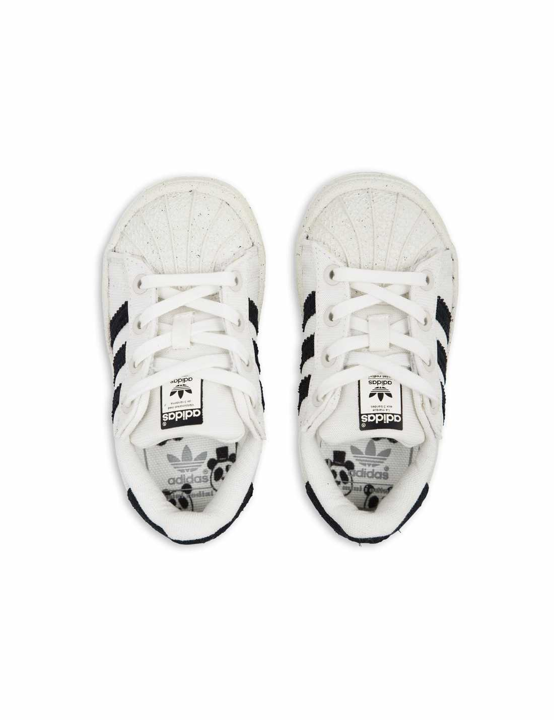 Product thumbnail of Adidas Originals By Mini Rodini Superstar Shoes